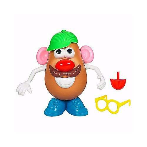 (Playskool Mr. Potato Head Toy Brown)