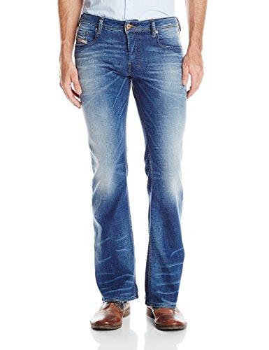 2768c715948 Diesel Men's Zathan Regular Bootcut Leg Jean 0831D - Buy Online in ...