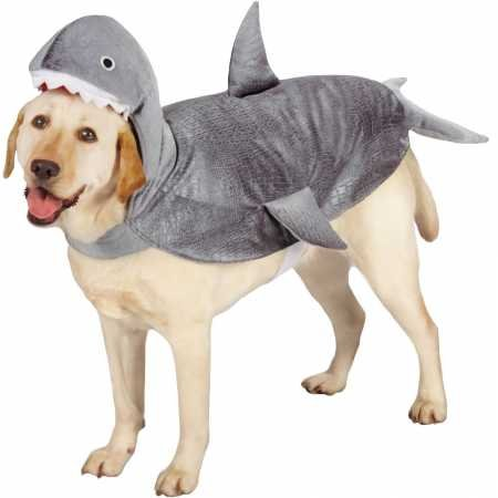 Casual Canine Casual Canine Shark Costume for Dogs, 16