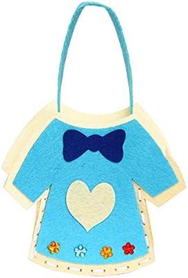 NEAER Kit de Costura para niños DIY Fieltro Bolsa Arte Costura de ...