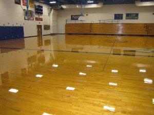 Ultra High Gloss 33 Solids Floor Finish Wax 4 Gallon