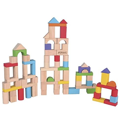 PlaySkool C/N Blocks (80-Piece)