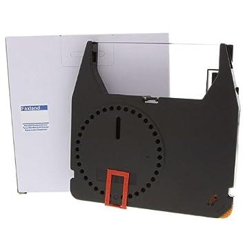 Marke Faxland Farbband f/ür die Olivetti PT 505 Schreibmaschine kompatibel