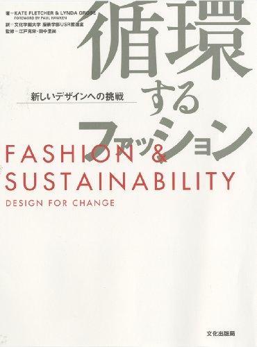 循環するファッション 新しいデザインへの挑戦 FASHION & SUSTAINABILITY
