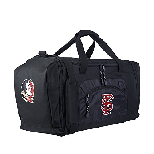 Officially Licensed NCAA Florida State Seminoles Roadblock Duffel