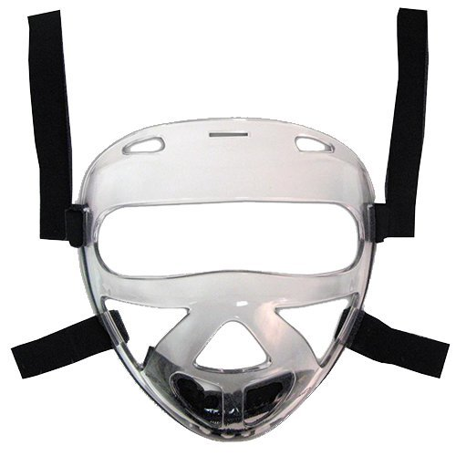 Macho Face Shield - Macho Dyna Rival Clear Face Shield