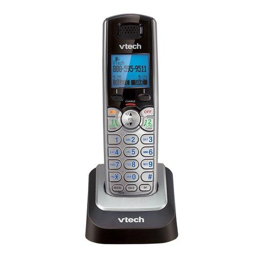 - Vtech DS6101 DECT 6.0 2-line CID Speaker Handset for DS6151 3-pack