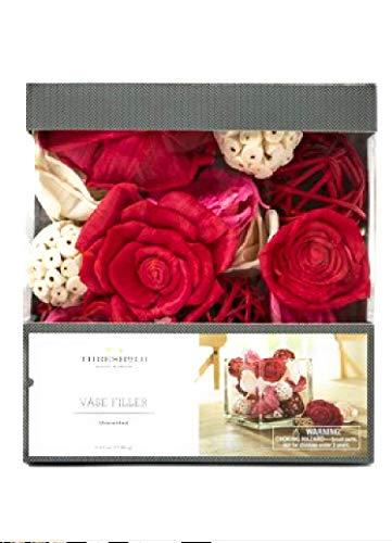 Threshold Pink and Red Roses Vase Bowl Filler (Fillers Bowl Target)