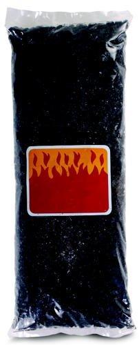 Peterson Real Fyre LF-10 Black Lava-Fyre Granules - 10LB Bag - Lava Fyre Granules