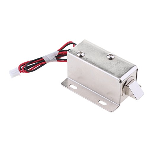 Homyl Universal 6V 1.5A Mini Electric Magnetic Electromagnetic Lock Door Gate Access Entry Control by Homyl (Image #5)