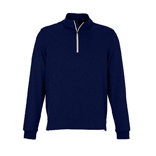 1/4 Zip Microfiber Pullover - 2