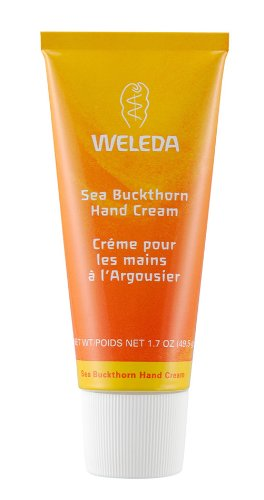Weleda Creams & Lotions Sea Buckthorn Hand Cream, 1.7 Ounce