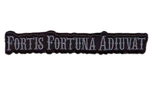 Fortune Favors the Brave Fortes Fortuna Tactical Morale Lati