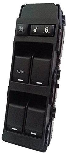 SWITCHDOCTOR Window Master Switch for 2007-2014 Dodge Avenger (1 Touch Down)