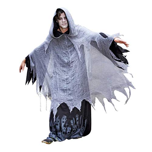 Chasing Fireflies Scary Ghost Costume for Adults ()