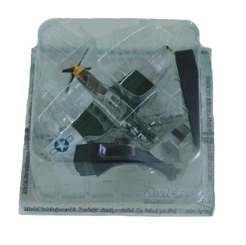 P-51B Mustang diecast 1:72 model (Amercom SL-22)