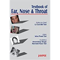 Textbook of Ear, Nose & Throat