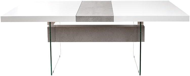 Invicta Interior Design Esstisch Onyx 160 200 cm ausziehbar