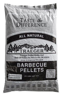 Traeger Bbq Pellets Maple 20 Lb.