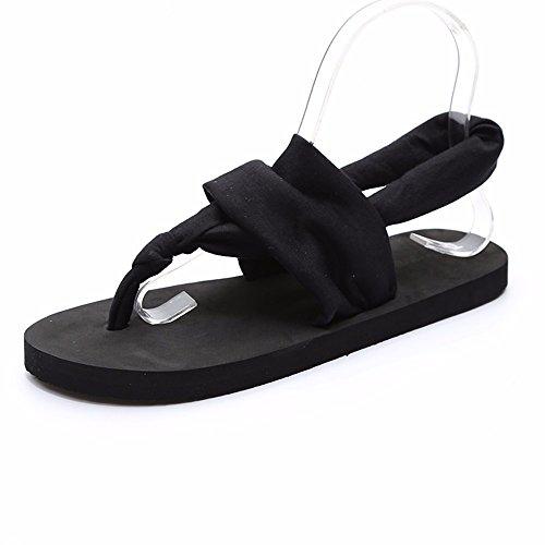 da YMFIE ciabattine 35 37 sandali Moda outdoor spiaggia piscina estate antislittamento traspiranti scarpe punta sandali gIngCw7rq