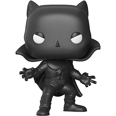 Funko Pop! Marvel: Black Panther - 1966 Mask & Cape Black Panther #311 Target Exclusive Vinyl Figure (Bundled with Pop Box Protector Case): Toys & Games