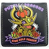 Puzzle & Dragons Coin Case Black