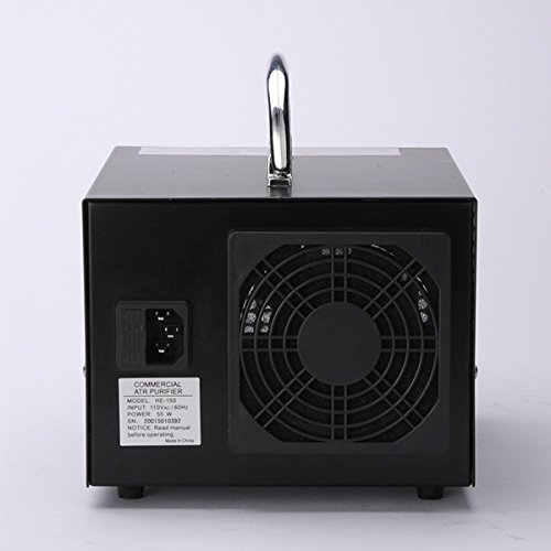 220V 3.5G Commercial Industrial Ozone Generator Air Purifier Mold Mildew Odor Eliminator