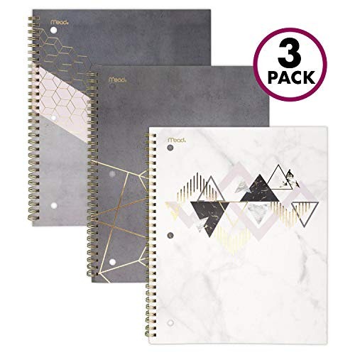 Mead Spiral Notebooks 1
