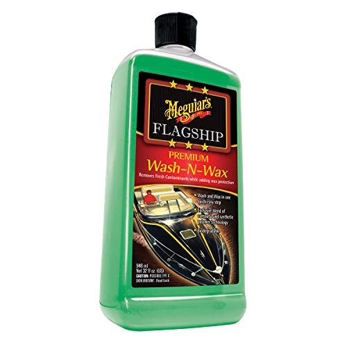 Meguiars Inc. 32 oz. Meguiar's M4232 Flagship Premium Wash-N-Wax, 32 fluid ounces