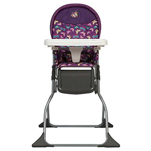 Atlantic Set Chair (Cosco Simple Fold High Chair, Butterfly Twirl)