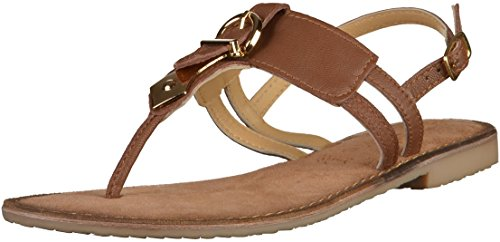 Tamaris1-1-28160-38-311 - Plataforma Mujer marrón