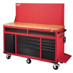 MILWAUKEE ELEC TOOL 48-22-8560 Mobile Workbench, 60''