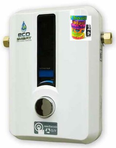 ECOSMART 11 kW Electric Tankless Water Heater for Souther...