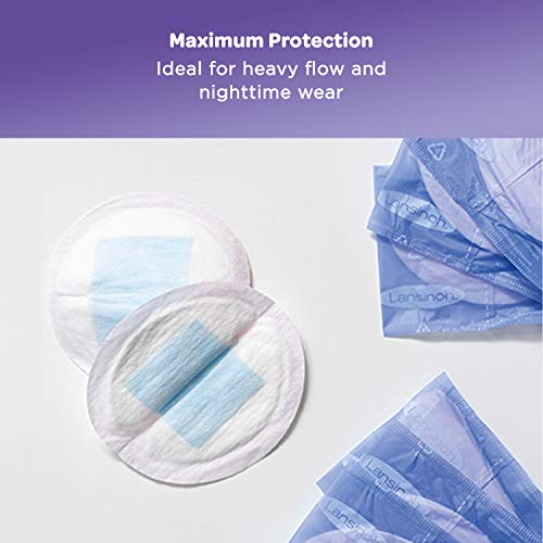 Lansinoh Ultimate Protection Disposable Nursing Pads, 50 Count [Discontinued by Manufacturer]