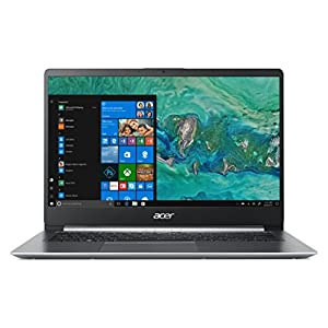 Acer Swift 1 SF114-32-P56T Pc Portatile, Notebook con Processore Intel Pentium Silver N5000, Ram 4 GB DDR4, 128 GB SSD… 5 spesavip