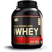 2-Pack Optimum Nutrition Gold Standard 100% 5 Pound Whey Protein (various flavors)