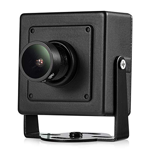 (Spinel Compact 2MP Full HD Ultra Low Light USB Box Camera, Dust Free, 0.001 LUX with 3.6mm Lens, Support 1920x1080@30fps, UVC Compliant, Support Most OS, Focus Adjustable, P/N:UC20MPE_L36_BH36)