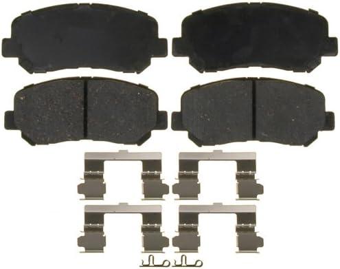 Raybestos PGD1623AC Professional Grade Ceramic Disc Brake Pad Set
