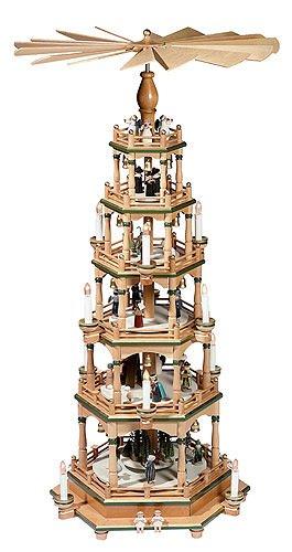 6-tier Pyramid - Paradise - 106 cm / 42 inch - KWO