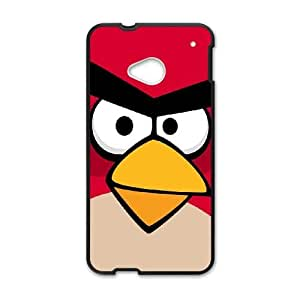 Angry Bird HTC One M7 Cell Phone Case Black&Phone Accessory STC_092846