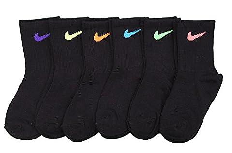 NIKE TODDLER BOY'S HIGH CREW SOCKS SIZE 5-6/9C-13C (Nike 5 0 Men Green)