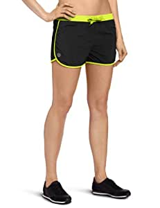 Zumba Fitness LLC Women's Escape Running Short, Black, X-Small