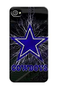 Diy Yourself Dallas Cowboys Iphone 4/4s case cover for NFL IUrzS29f7D9 Sport