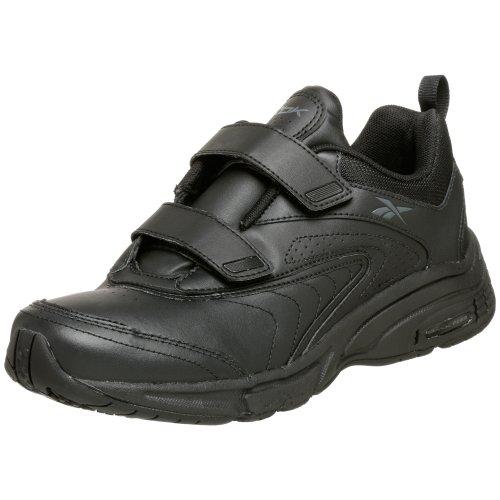 Reebok Men's Time And A Half KC Walking Shoe,Black/Shark/...