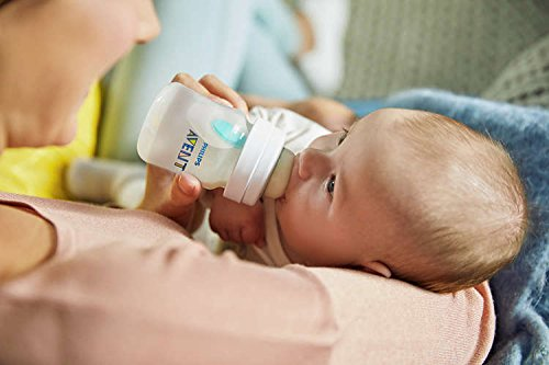 Avent bottle with AirFree vent