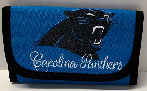 Tigers College Womens Wallet - Carolina Panthers Wallet