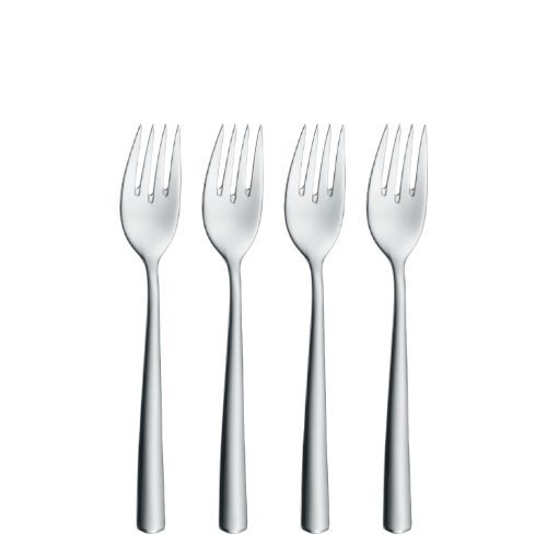WMF Manaos / Bistro Salad Forks, Set of 4 by WMF