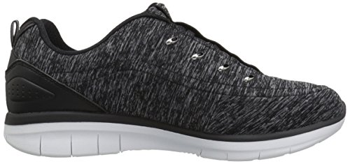 Skechers Women's Synergy 2.0-Scouted Wide Fashion Sneaker Black White buy cheap 100% original buy cheap find great buy cheap 2015 Inexpensive looking for LebWTELi