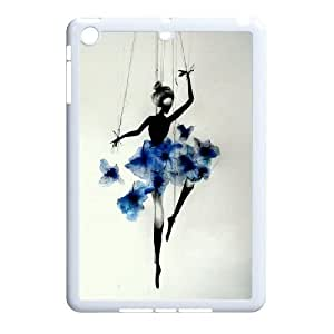 Dancer Pattern Hard Case Cover Back Skin Protector For iPad Mini Case HSL384950