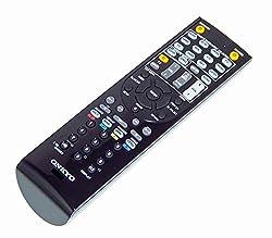 Oem Onkyo Remote Control Originally Shipped With: Txnr545, Tx-nr545, Txnr646, Tx-nr646, Txnr747, Tx-nr747